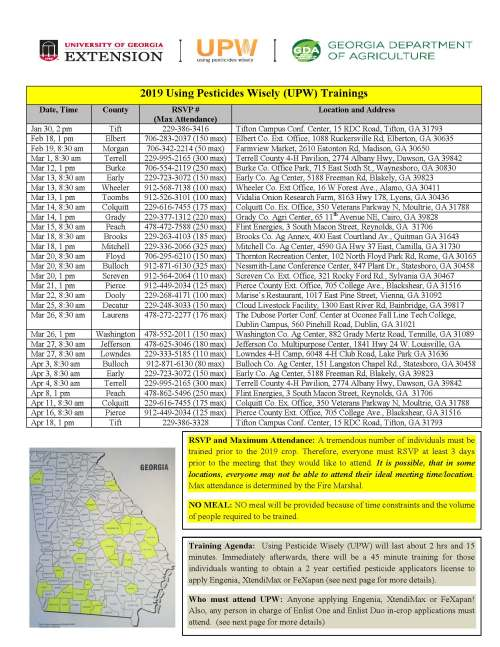 training locations for 2019 - final version _page_1