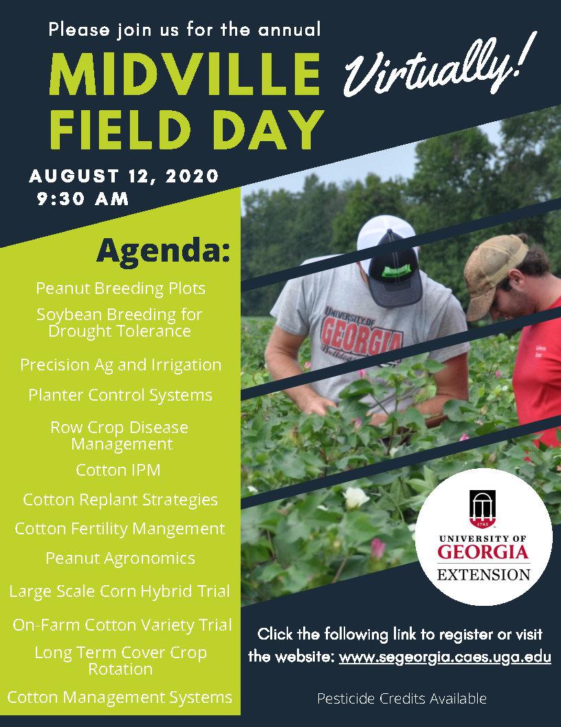2020 Midville Field Day